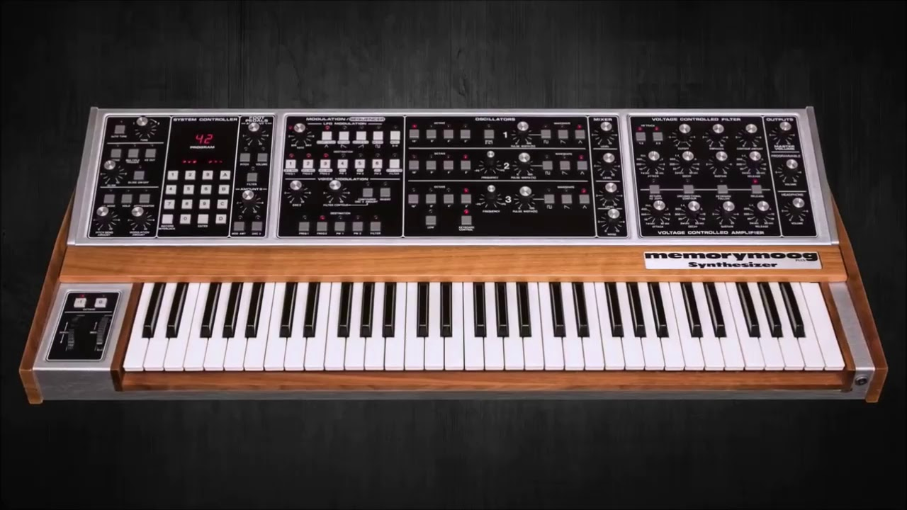 IK Multimedia Memory-V Synthesizer Available For FREE For