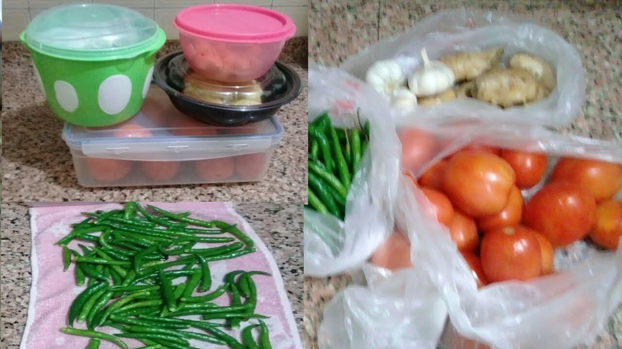 Cách bảo quản rau trong tủ lạnh / Mẹo vặt trong bếp