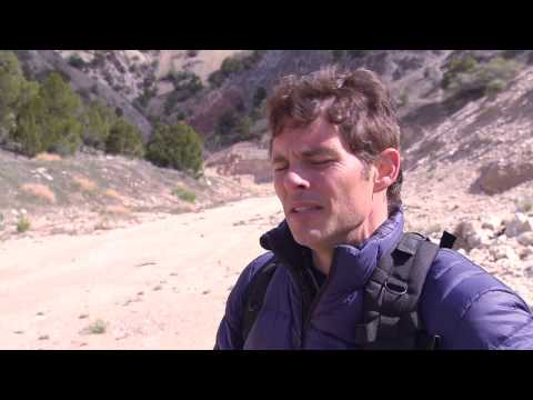 Running Wild with Bear Grylls: James Marsden Behind the Scenes TV Interview