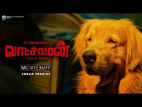 Watchman - Moviebuff Sneak Peek 02 | GV Prakash Kumar, Samyuktha Hegde, Yogi Babu | Vijay