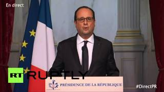 France: Hollande declares state of emergency in light of Paris attacks
