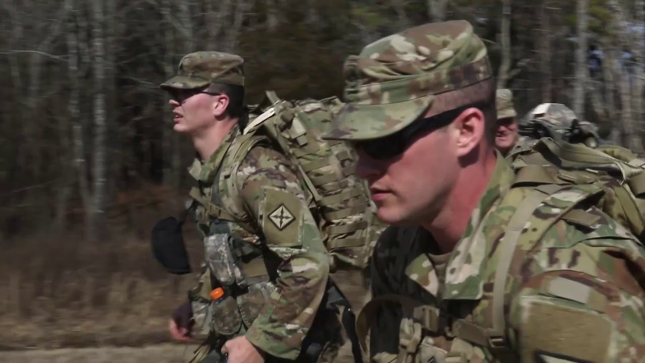US Military News • Arkansas State Best Warrior Competition • Feb. 22-25 2021