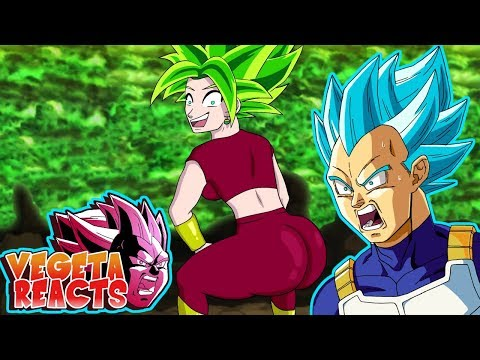 Vegeta Reacts To Tournament of BARS! Goku vs Jiren RAP BATTLE! (DBS Parody)