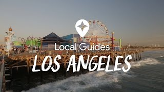 Exploring Los Angeles - Local Guides Swap, Episode 1