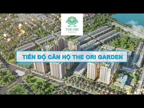 Tiến độ dự án căn hộ The Origarden Đà Nẵng tháng 8/2021 | 0929 292 606
