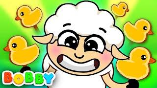Five Little Ducks  Bobby Lamb - Nursery Rhymes amp Kids Song