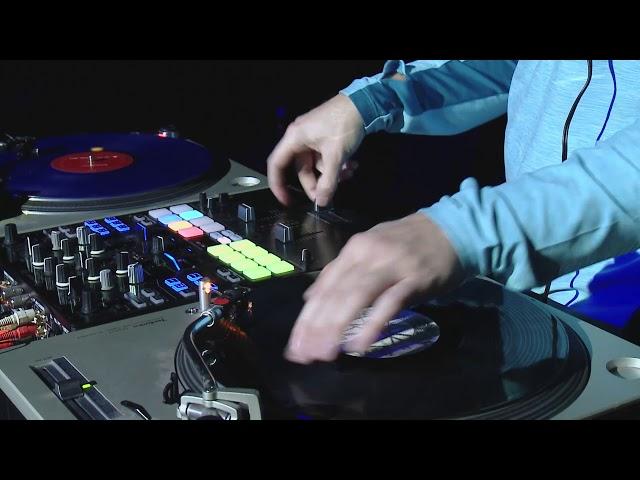DJ Jeppa UK    IDA WORLD 2017 Technical Category Finals set 1