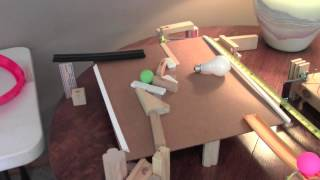 Rube Goldberg #24 - How to Turn on a PS3