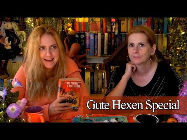5 Geschichten über gute Hexen (Bücher & Filme) + 3 weitere Bücher