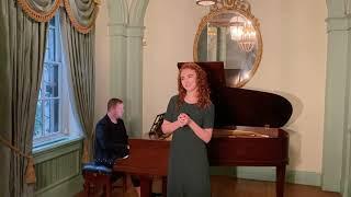'Una voce poco fa' from Rossini's 'Il barbiere di Siviglia'