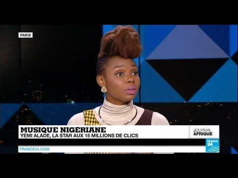 """Yemi Aladé, star de la musique s'explique sur """"Johnny""""- NIGERIA"""