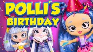 Barbie - Polli's Surprise Birthday | Ep.133