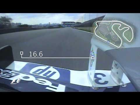 Juan Pablo Montoya's Lap Record At Interlagos | 2004 Brazilian Grand Prix