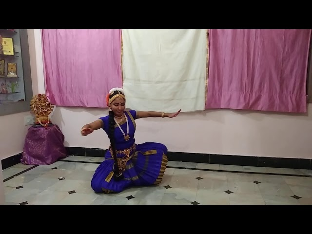 Alarimpu, AndhraNatyam by Haripriya Hosamani