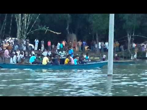 Tangail Boat Racing Local River. নৌকা বাইচ
