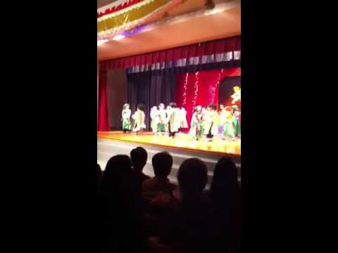 Summitt elementary school Tet show part 2