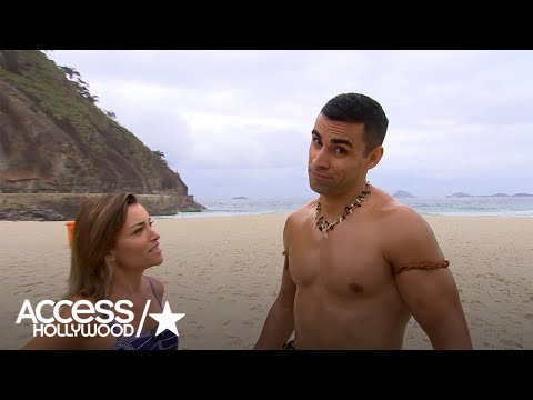The Hot Tonga Flag Bearer Speaks! I'm 'Single & Ready To Mingle' | Access Hollywood