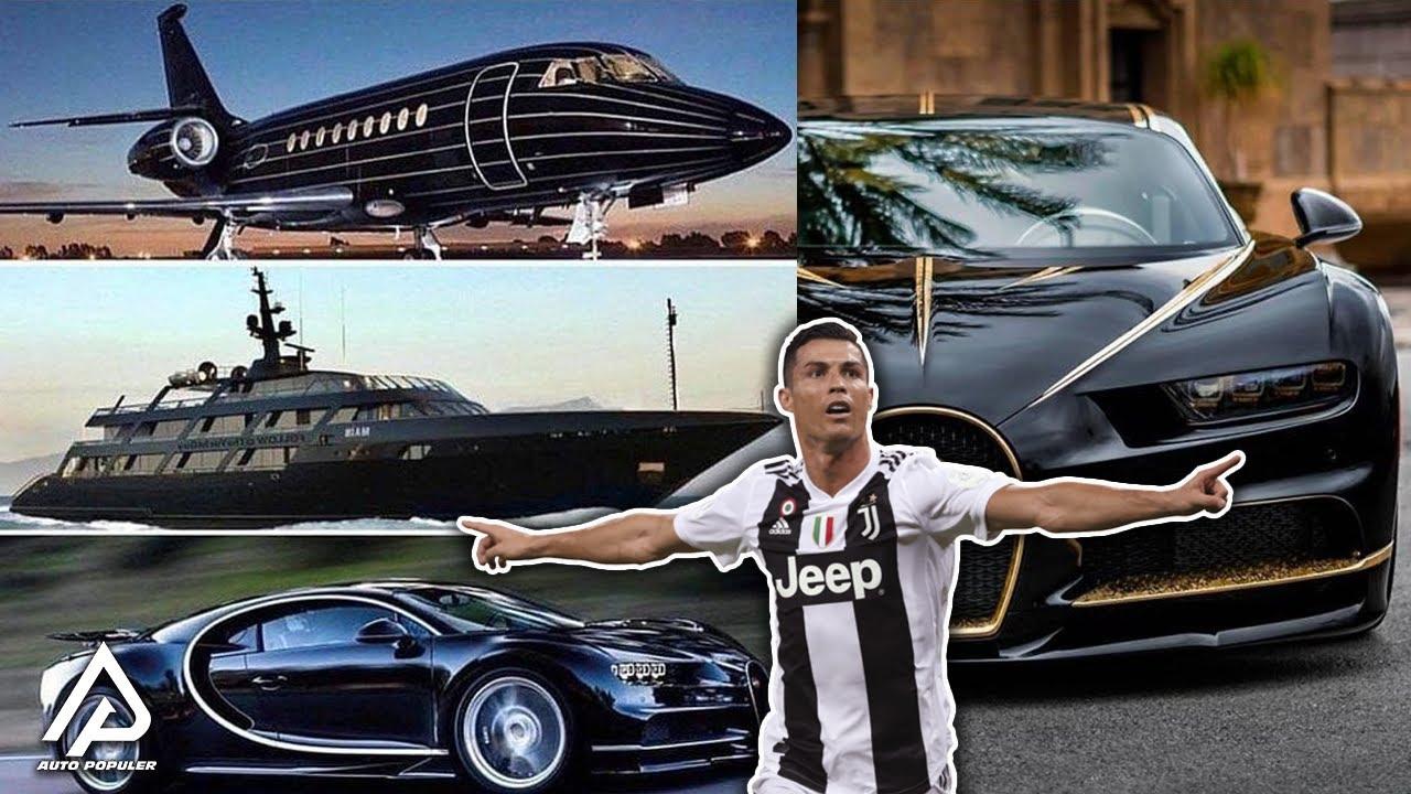 Inilah Koleksi Kendaraan Mewah Cristiano Ronaldo Sang Mega Bintang Sepakbola Dunia Youtube
