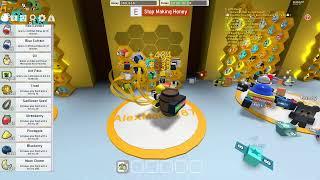 Roblox EeBee Swarm Simulatorсимулятор пчеловода