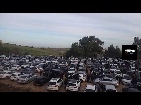 أسعار السيارات المستعملة سوق تيجلابين اليوم 25 جانفي 2020