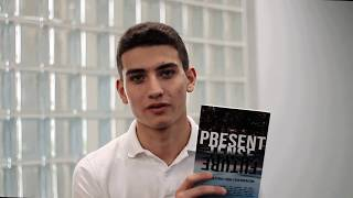 Present Tense Future Author Spotlight | Faisal Halabeya