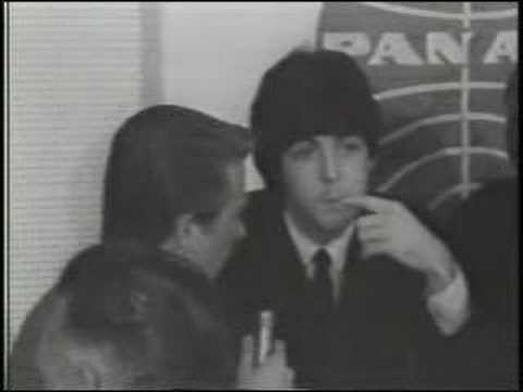 Beatles conference: Los Angeles August 18, 1964