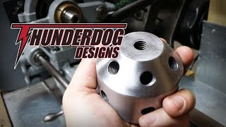 Indexing Metal Lathe Projects // Beginner Lathe Project