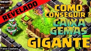 COMO CONSEGUIR A CAIXA DE GEMAS GIGANTE ?!