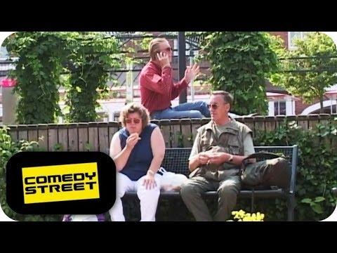 bike tour | streaker | getaway car - Comedystreet with Simon Gosejohan
