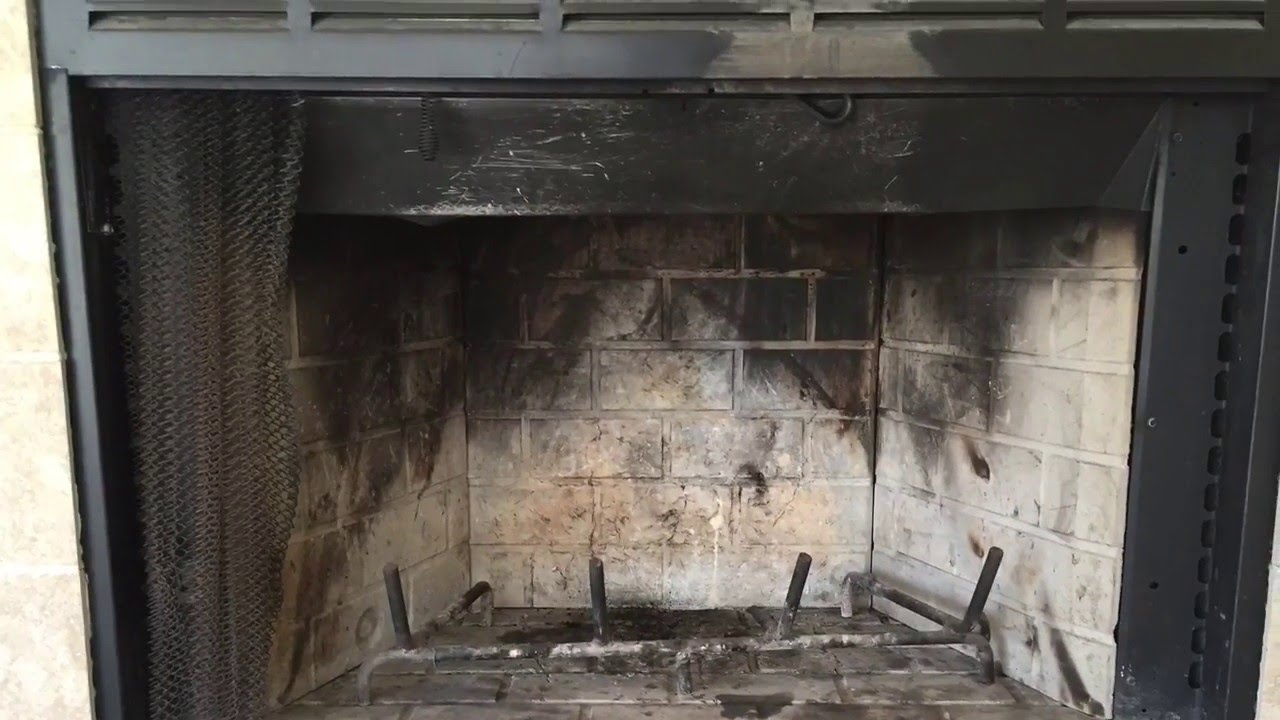 Firebox Repair Indianapolis In Chimney Solutions Indiana Youtube