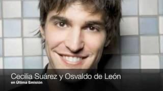 Cecilia Suárez y Osvaldo de León en entrevista con Yuriria Sierra (Parte 1)
