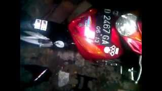 Jupiter mx bore up 165cc