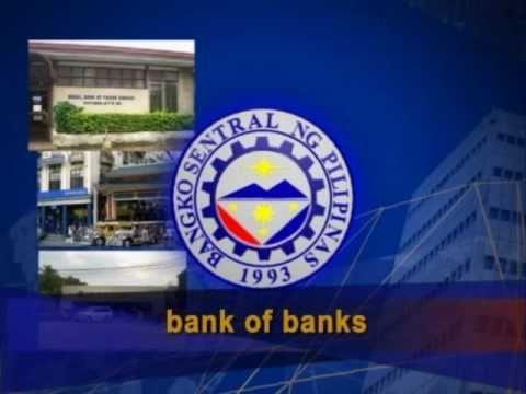 About the Bangko Sentral ng Pilipinas