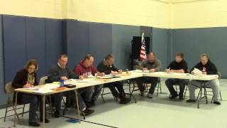 Village of Fremont Board Meeting 11-11-14