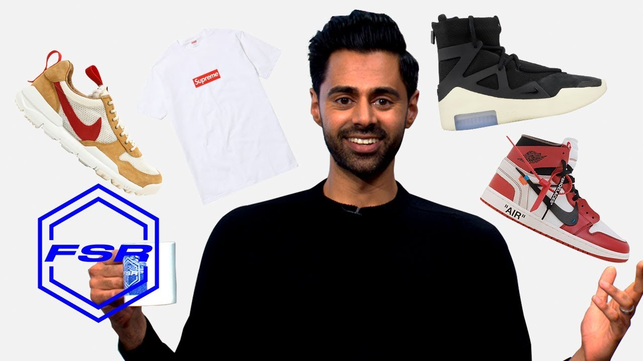 dfc9d8aa Full Size Run with Hasan Minhaj | Sole Collector
