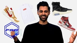 Hasan Minhaj Debunks Sneaker Hype | Full Size Run