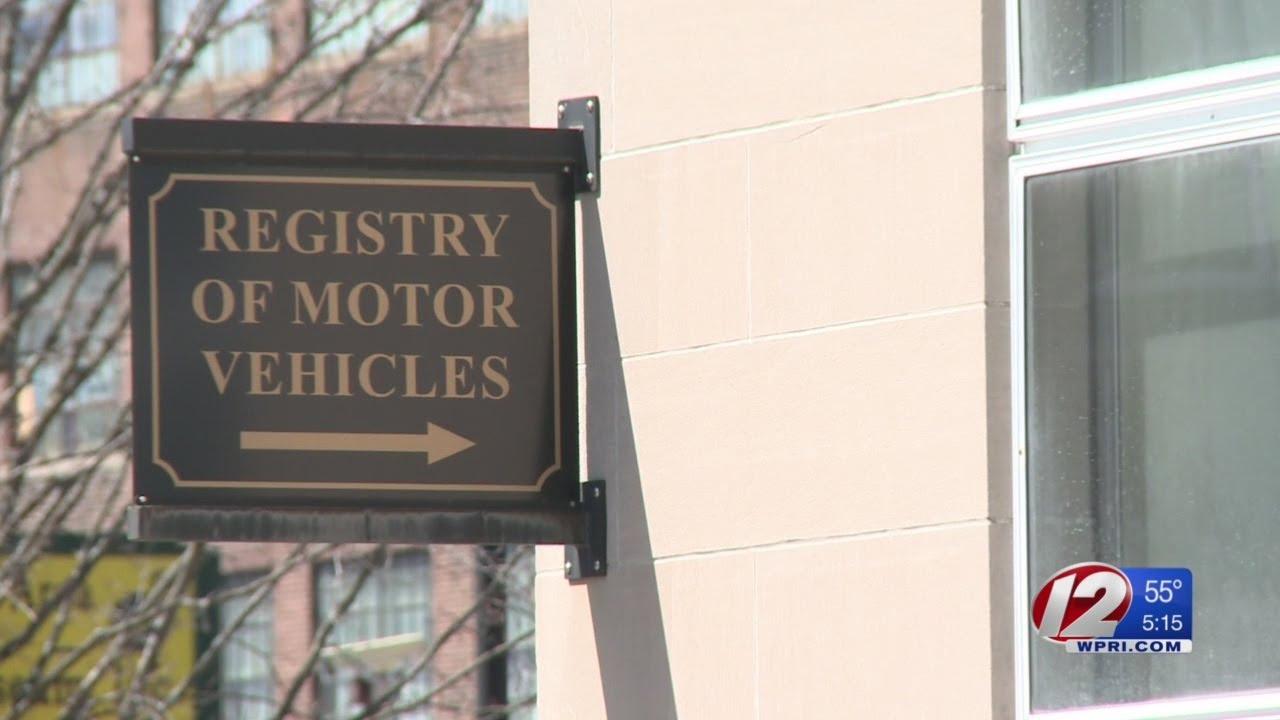 Registry Of Motor Vehicles Warren Rhode Island
