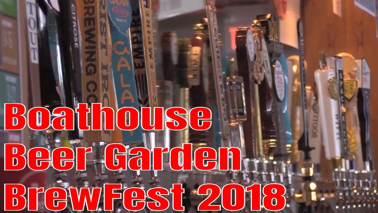 BrewFest at the Boatyard Beer Garden in Romulus .::. 10/6/18