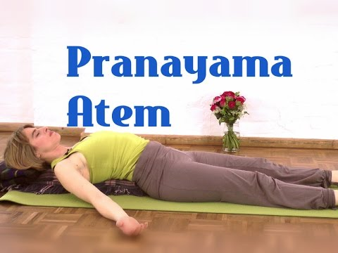 Ujjayi Pranayama: eine Atemübungen des Yoga (auf Deutsch)