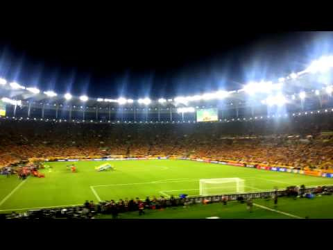 Brazilian National Anthem - Confederations Cup 2013 Final