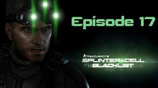 Splinter Cell Blacklist walkthrough PC ultra part 17