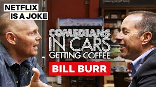 Bill Burr Tells Jerry Seinfeld Why He Loves His Prius | Netflix Is A Joke
