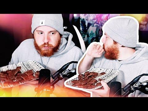 Schokoladen Wettessen gegen Evanijo | #ungeklickt