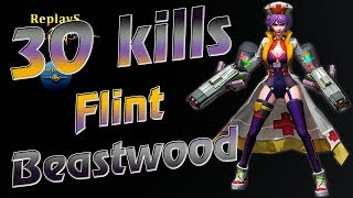 HoN replays - Flint Beastwood - Immortal - ???????? Len`s_Maid` Gold I