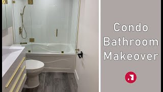 Condo Bathroom Makeover