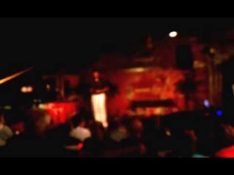 Lazaro Lorenzo Aulet en Magic City Casino Karaoke.