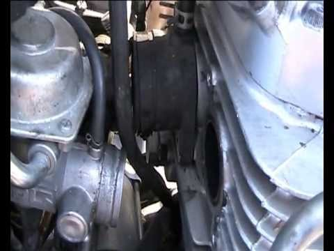 Motorcycle Intake boots replacement / pipes admission 600 XT