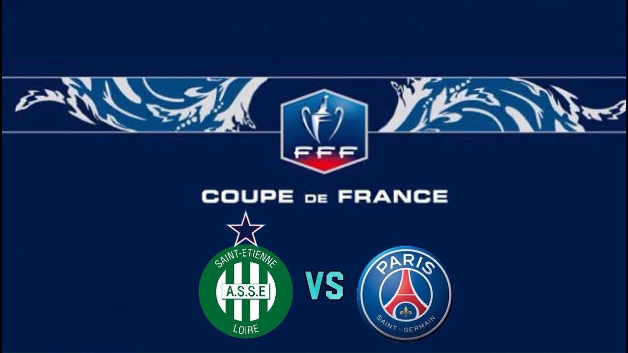 Asse psg tour 3 8eme de final coupe de france fifa - 8eme de final coupe de france ...