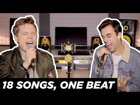 18 Songs, One Beat Sing Off  Roomie vs Rolluphills
