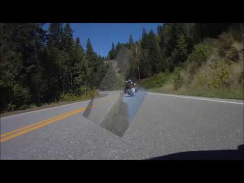 Motorcycle Ride - Kootenay Lake - Aug 21 2011 - Part 2